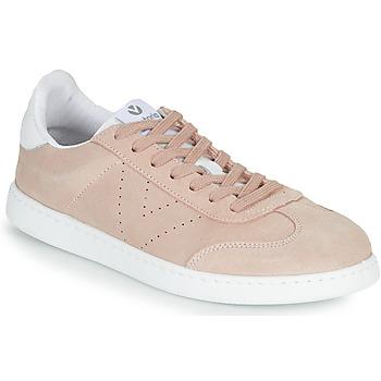 Schoenen Kinderen Lage sneakers Victoria Tribu Roze