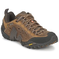 Schoenen Heren Lage sneakers Merrell INTERCEPT Brown