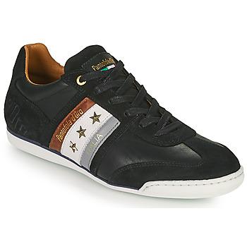 Schoenen Heren Lage sneakers Pantofola d'Oro IMOLA UOMO LOW Zwart