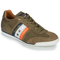 Schoenen Heren Lage sneakers Pantofola d'Oro IMOLA CANVAS UOMO LOW Kaki