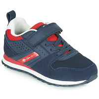 Schoenen Kinderen Lage sneakers Umbro JADER VLC Blauw / Rood