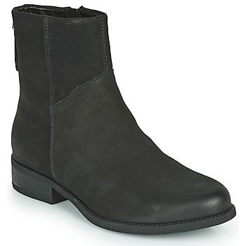 Schoenen Dames Enkellaarzen Vagabond CARY Zwart