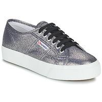 Schoenen Dames Lage sneakers Superga 2730 LAMEW Zilver