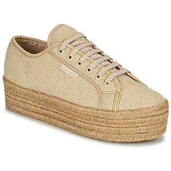 Schoenen Dames Lage sneakers Superga 2790 JUTECOTROPEW Beige