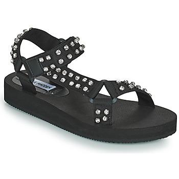 Schoenen Dames Sandalen / Open schoenen Steve Madden HENLEY-R Zwart