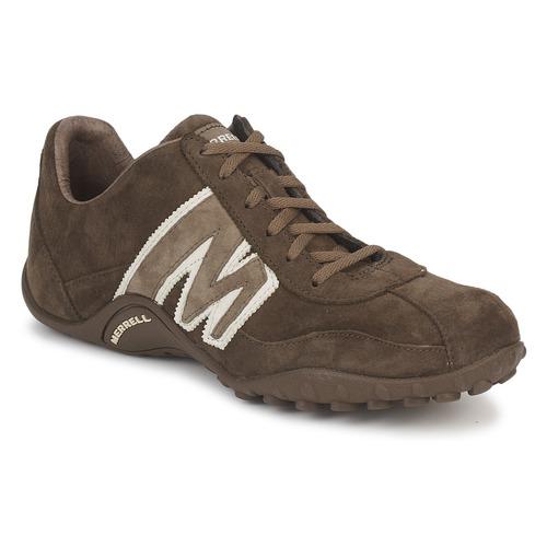 Schoenen Heren Lage sneakers Merrell SPRINT BLAST LTR Brown