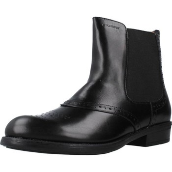 Schoenen Dames Laarzen Stonefly CLYDE 27 Zwart