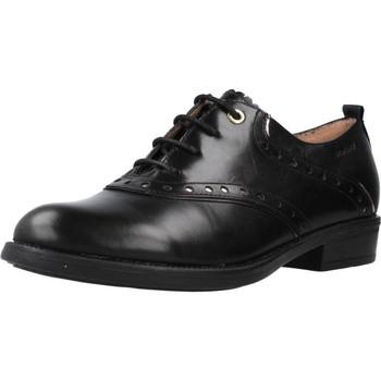 Schoenen Dames Klassiek Stonefly CLYDE 26 CALF Zwart