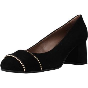 Schoenen Dames pumps Stonefly TANYA 5 GOAT SUEDE Zwart