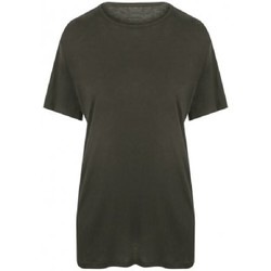 Textiel Heren T-shirts & Polo's Ecologie EA002 Fern Green
