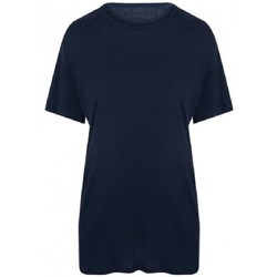 Textiel Heren T-shirts & Polo's Ecologie EA002 Marine