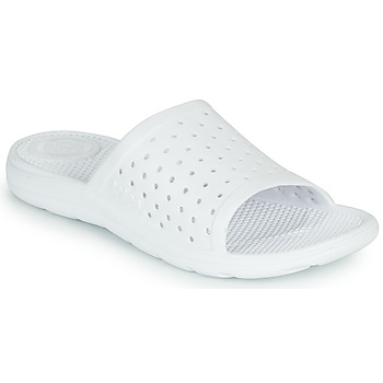 Schoenen Dames Slippers Isotoner TOULA Wit
