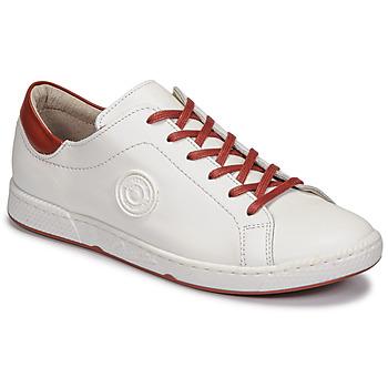 Schoenen Dames Lage sneakers Pataugas JAYO F2G Wit / Terracota
