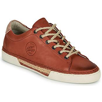 Schoenen Dames Lage sneakers Pataugas LUCIA/N F2G Terracotta