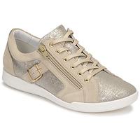 Schoenen Dames Lage sneakers Pataugas PAULINE/T F2G Beige / Goud
