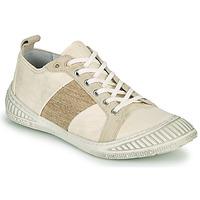 Schoenen Dames Lage sneakers Pataugas RICHIE F2G Ecru