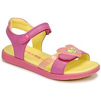 Schoenen Meisjes Sandalen / Open schoenen Agatha Ruiz de la Prada AITANA Roze