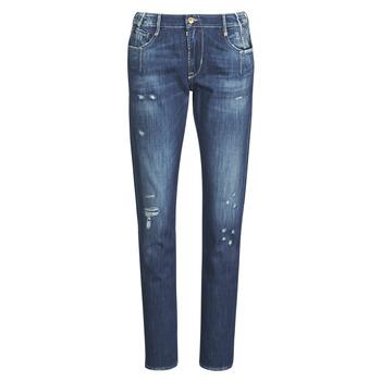 Textiel Dames Boyfriend jeans Le Temps des Cerises 200/43 LIOR Blauw