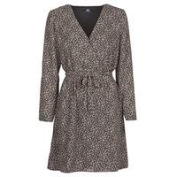 Textiel Dames Korte jurken Le Temps des Cerises MIA Zwart