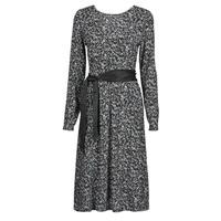 Textiel Dames Korte jurken Le Temps des Cerises CANDY Zwart