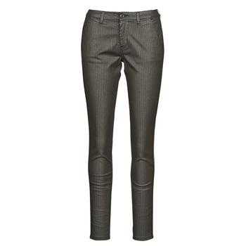 Textiel Dames 5 zakken broeken Le Temps des Cerises ANDREA Zwart