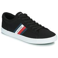 Schoenen Heren Lage sneakers Tommy Hilfiger ESSENTIAL STRIPES DETAIL SNEAKER Marine