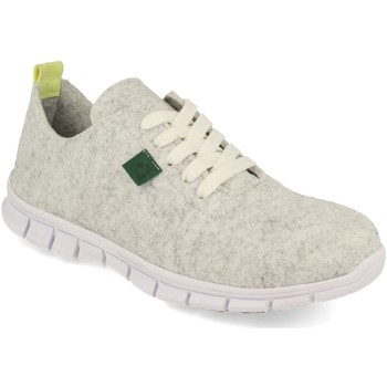 Schoenen Dames Lage sneakers Cdn ECO01 Blanco