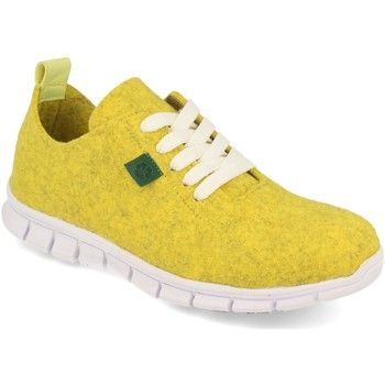 Schoenen Dames Lage sneakers Cdn ECO01 Amarillo