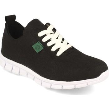 Schoenen Dames Lage sneakers Cdn ECO01 Negro