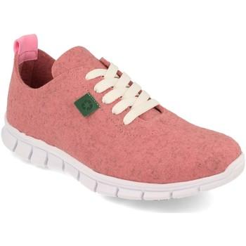 Schoenen Dames Lage sneakers Cdn ECO01 Rosa