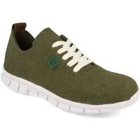 Schoenen Dames Lage sneakers Cdn ECO01 Verde