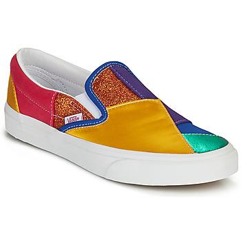 Schoenen Instappers Vans CLASSIC SLIP ON Pride / Multicolour