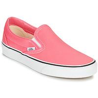 Schoenen Dames Instappers Vans CLASSIC SLIP ON Roze