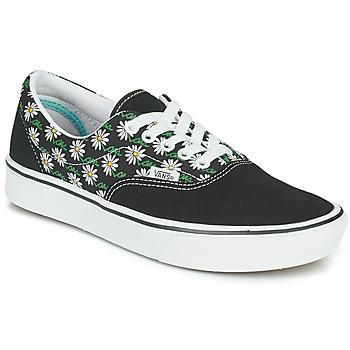 Schoenen Dames Lage sneakers Vans COMFYCUSH ERA Zwart / Wit