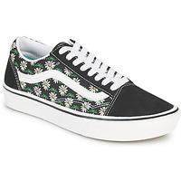 Schoenen Dames Lage sneakers Vans COMFYCUSH OLD SKOOL Zwart / Wit