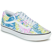 Schoenen Dames Lage sneakers Vans COMFYCUSH OLD SKOOL Multicolour