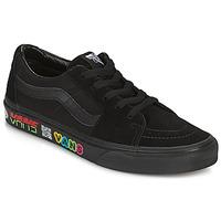 Schoenen Hoge sneakers Vans SK8 LOW Zwart