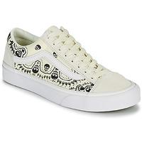Schoenen Dames Lage sneakers Vans STYLE 36 Beige / Zwart