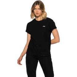 Textiel Dames T-shirts & Polo's Fila 687469 Noir