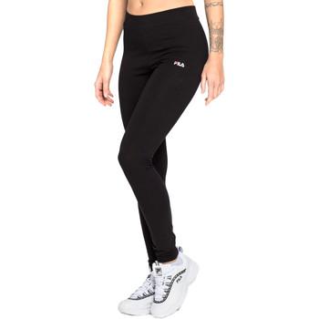 Textiel Dames Leggings Fila 687603 Zwart