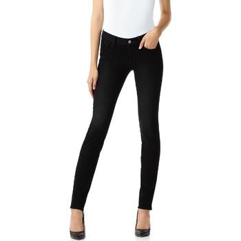 Textiel Dames Jeans Liu Jo UXX037 D4199 Noir