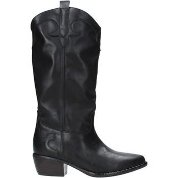 Schoenen Dames Enkellaarzen Grace Shoes 544101 Zwart