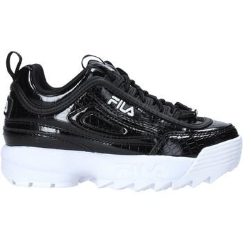 Schoenen Kinderen Sneakers Fila 1011081 Noir