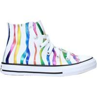 Schoenen Kinderen Sneakers Converse 667600C Wit