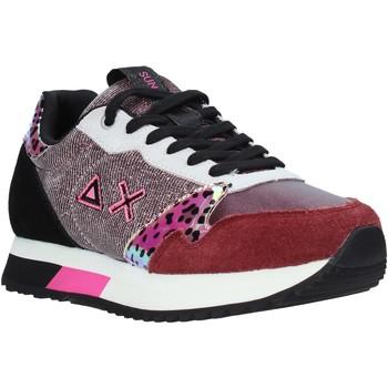 Schoenen Dames Sneakers Sun68 Z40227 Paars