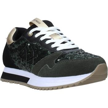 Schoenen Dames Sneakers Sun68 Z40224 Groen