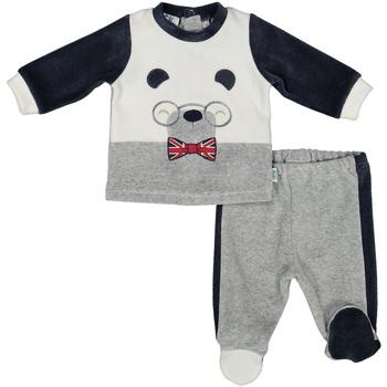 Textiel Kinderen Anzüge und Krawatte Melby 20Q0890 Grijs