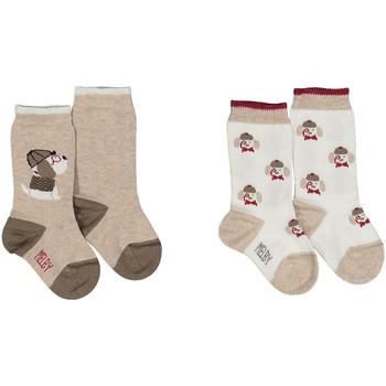 Ondergoed Sokken Melby 20S2100 Beige