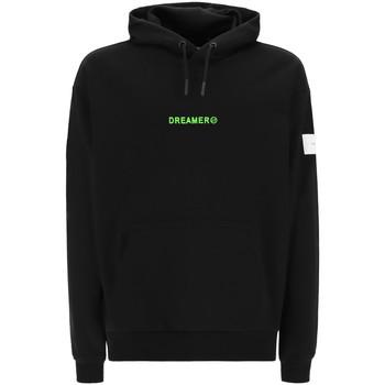 Textiel Heren Sweaters / Sweatshirts Freddy F0ULTS4 Zwart