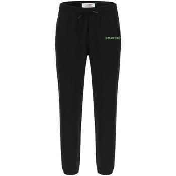 Textiel Dames Broeken / Pantalons Freddy F0ULTP3 Zwart